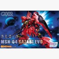 MSN-04 SAZABI EVO Kai
